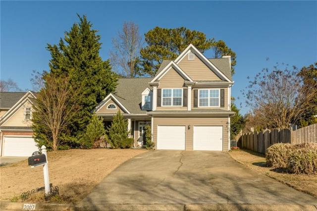 2007 Baramore Oaks Court, Marietta, GA 30062 (MLS #5947811) :: North Atlanta Home Team