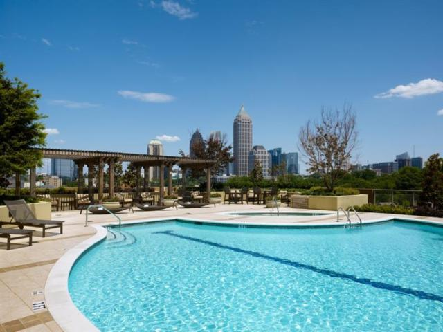 270 17th Street NW #2810, Atlanta, GA 30363 (MLS #5948170) :: North Atlanta Home Team