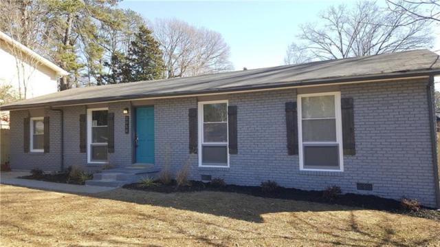 2850 Darrah Drive SW, Atlanta, GA 30331 (MLS #5948316) :: North Atlanta Home Team