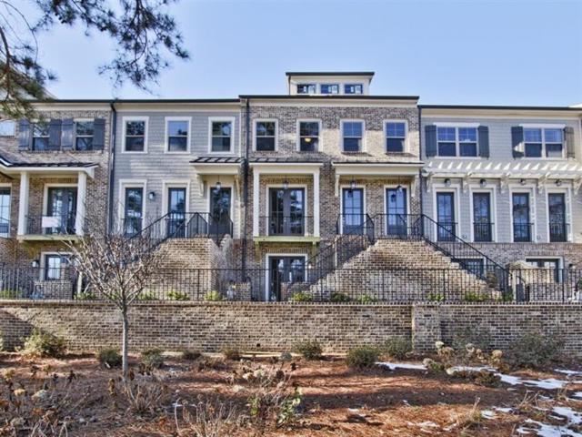 3563 Parkside Way #38, Brookhaven, GA 30319 (MLS #5948409) :: North Atlanta Home Team