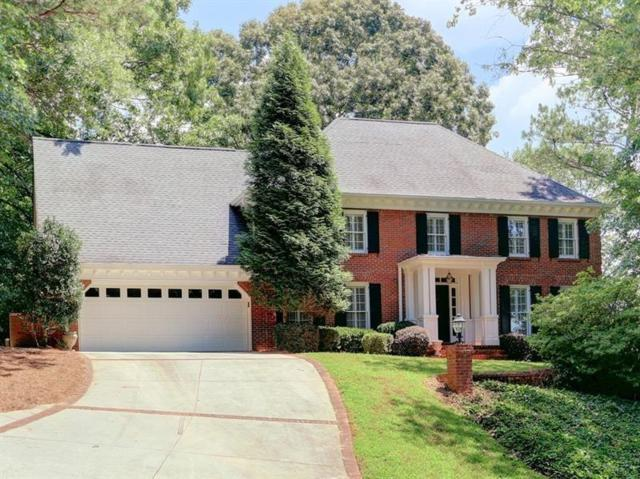 685 Willow Knoll Drive SE, Marietta, GA 30067 (MLS #5948670) :: North Atlanta Home Team