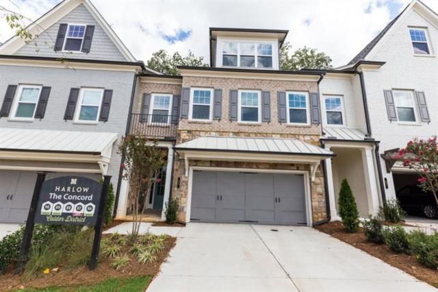 105 Calder Drive, Alpharetta, GA 30009 (MLS #5948677) :: North Atlanta Home Team
