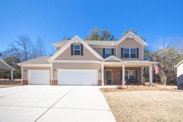 520 Evergreen Way, Jefferson, GA 30549 (MLS #5948707) :: Path & Post Real Estate
