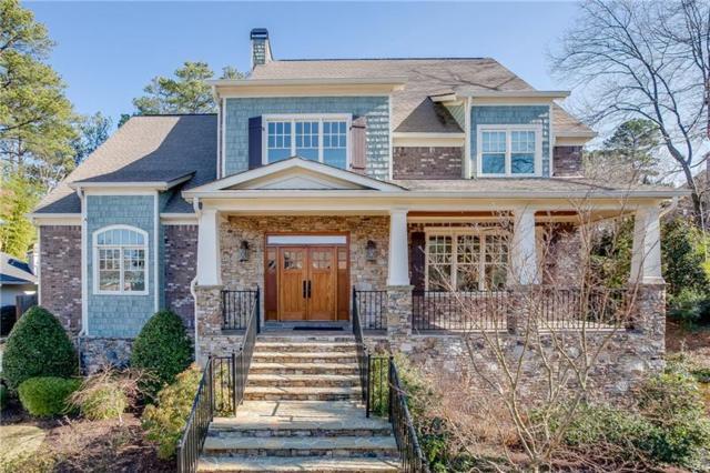 2243 Matthews Street NE, Brookhaven, GA 30319 (MLS #5948736) :: North Atlanta Home Team