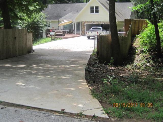 212 Lakeside Trail, Martin, GA 30557 (MLS #5948770) :: Carr Real Estate Experts