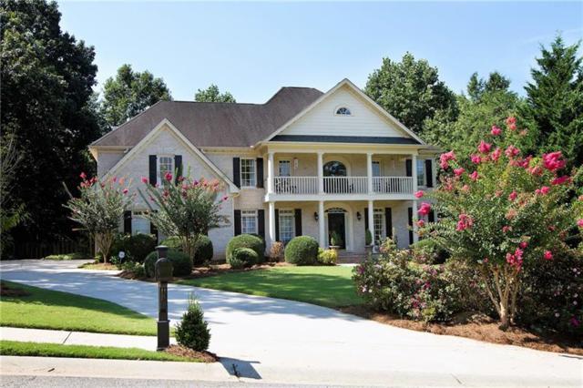 110 Ridge View Drive, Ball Ground, GA 30107 (MLS #5948798) :: North Atlanta Home Team