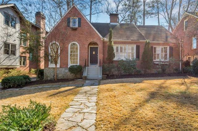 1808 Meadowdale Avenue NE, Atlanta, GA 30306 (MLS #5948820) :: North Atlanta Home Team