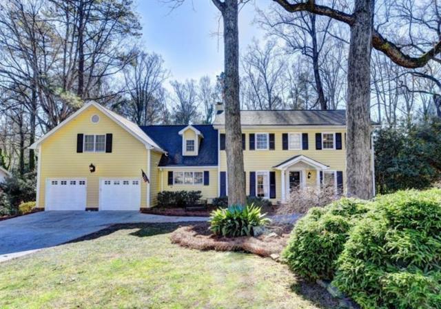1549 N Springs Drive, Dunwoody, GA 30338 (MLS #5948858) :: North Atlanta Home Team