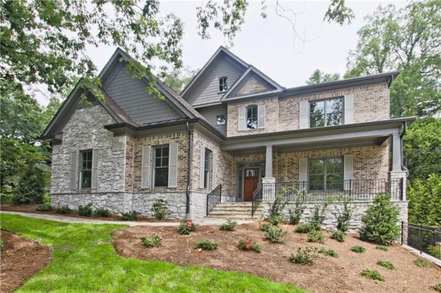 738 Burke Road NE, Atlanta, GA 30305 (MLS #5948901) :: North Atlanta Home Team