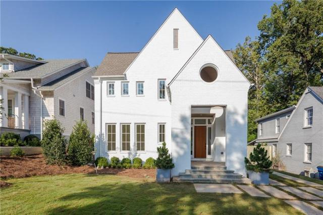 2616 Forrest Way NE, Atlanta, GA 30305 (MLS #5948936) :: North Atlanta Home Team