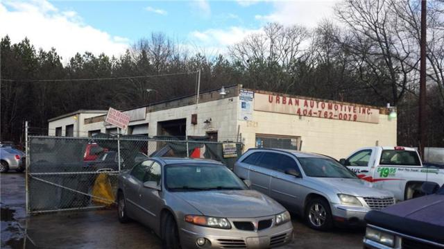 1621 Connally Drive, East Point, GA 30344 (MLS #5948949) :: North Atlanta Home Team