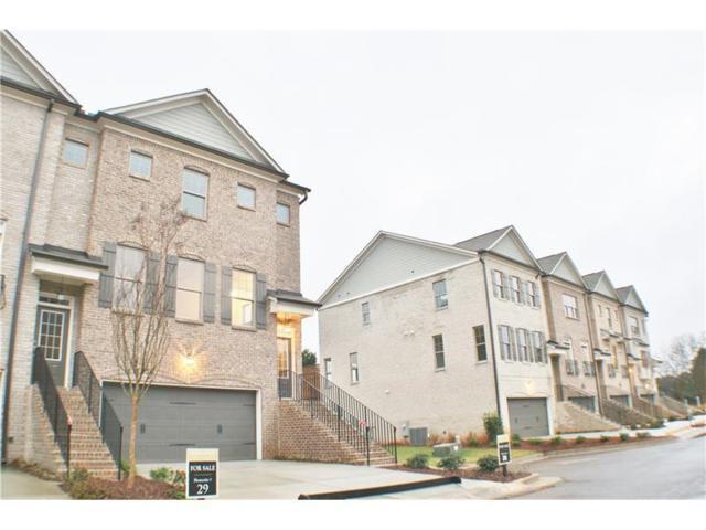 1555 Cambridge Place, Marietta, GA 30062 (MLS #5948985) :: North Atlanta Home Team