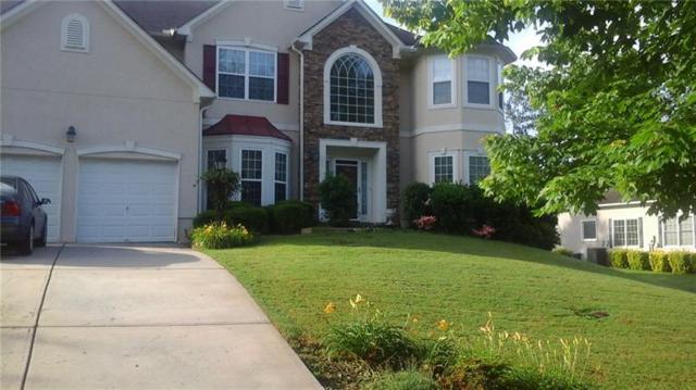 7760 The Lakes Drive, Fairburn, GA 30213 (MLS #5949006) :: North Atlanta Home Team