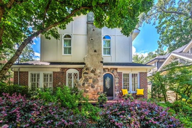 233 E Wesley Road NE, Atlanta, GA 30305 (MLS #5949193) :: North Atlanta Home Team