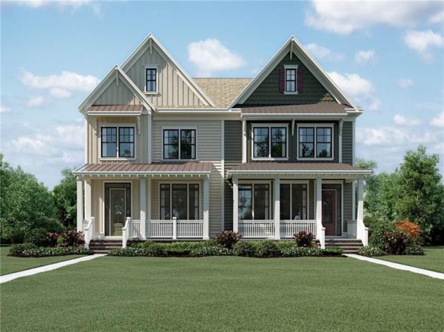 1022 Edgemont Drive #10, Milton, GA 30004 (MLS #5949247) :: North Atlanta Home Team