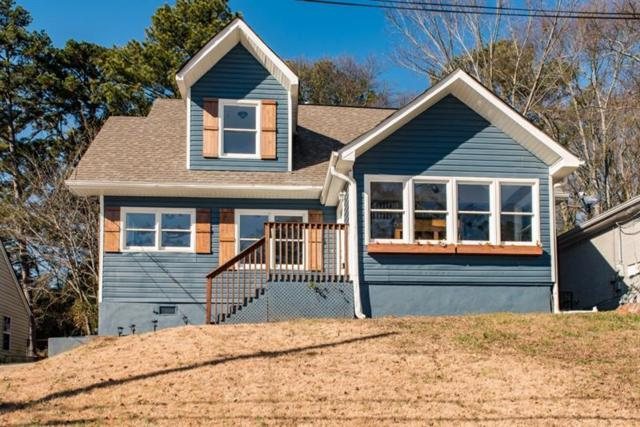 2663 Jewel Street, East Point, GA 30344 (MLS #5949287) :: North Atlanta Home Team