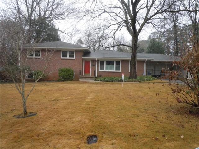 1166 Chatsworth Drive, Avondale Estates, GA 30002 (MLS #5949401) :: North Atlanta Home Team