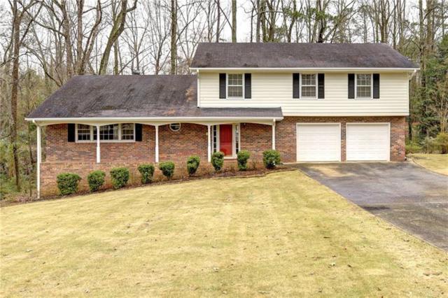 662 Austin Drive SE, Smyrna, GA 30082 (MLS #5949530) :: North Atlanta Home Team