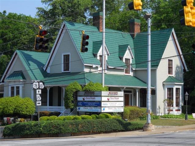 125 S Milledge Avenue, Athens, GA 30605 (MLS #5949543) :: North Atlanta Home Team