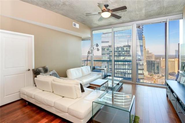 3324 Peachtree Road NE #2705, Atlanta, GA 30326 (MLS #5949618) :: The Justin Landis Group