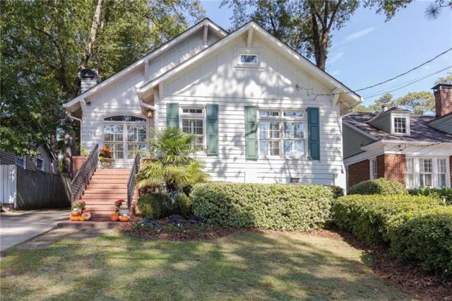 138 Peachtree Hills Avenue NE, Atlanta, GA 30305 (MLS #5949670) :: North Atlanta Home Team