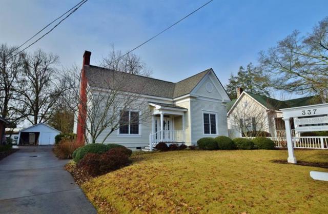 337 Boulevard, Gainesville, GA 30501 (MLS #5949958) :: North Atlanta Home Team