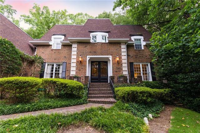 1382 W Wesley Road NW, Atlanta, GA 30327 (MLS #5949969) :: North Atlanta Home Team
