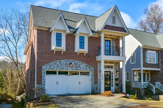 2352 Colonial Drive NE, Brookhaven, GA 30319 (MLS #5949971) :: North Atlanta Home Team