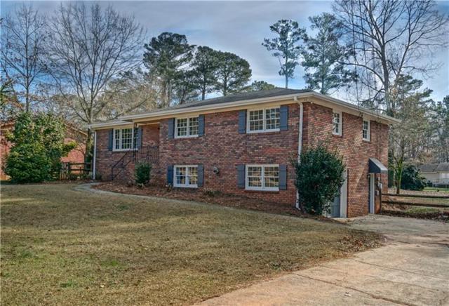 1700 Poinsettia Drive, Marietta, GA 30062 (MLS #5950058) :: North Atlanta Home Team