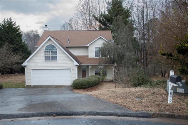 890 Long Branch Circle, Sugar Hill, GA 30518 (MLS #5950114) :: North Atlanta Home Team