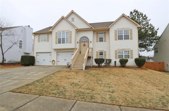 609 Lexington Way, Woodstock, GA 30189 (MLS #5950148) :: Path & Post Real Estate