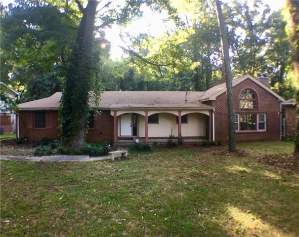 541 Collier Ridge Drive NW, Atlanta, GA 30318 (MLS #5950164) :: North Atlanta Home Team