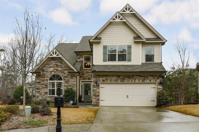 5353 Astoria Park Drive NW, Acworth, GA 30101 (MLS #5950264) :: North Atlanta Home Team