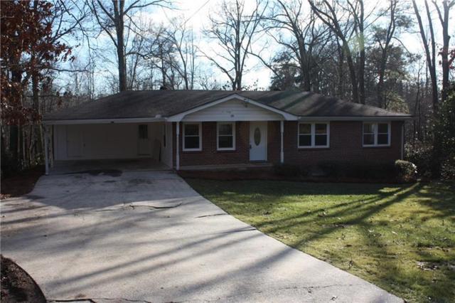 2091 Old Alabama Road, Austell, GA 30168 (MLS #5950460) :: North Atlanta Home Team
