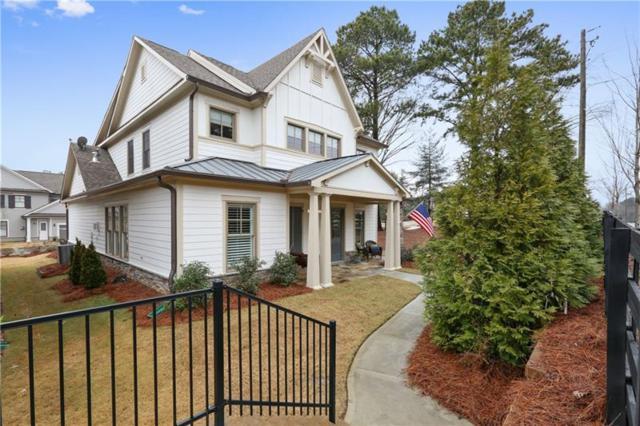 3070 Birchdale Drive, Alpharetta, GA 30004 (MLS #5950535) :: North Atlanta Home Team