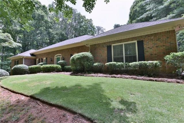 460 Huntcliff Green, Sandy Springs, GA 30350 (MLS #5950577) :: North Atlanta Home Team