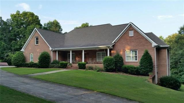 380 Roy Haynes Drive, Ball Ground, GA 30107 (MLS #5950593) :: North Atlanta Home Team