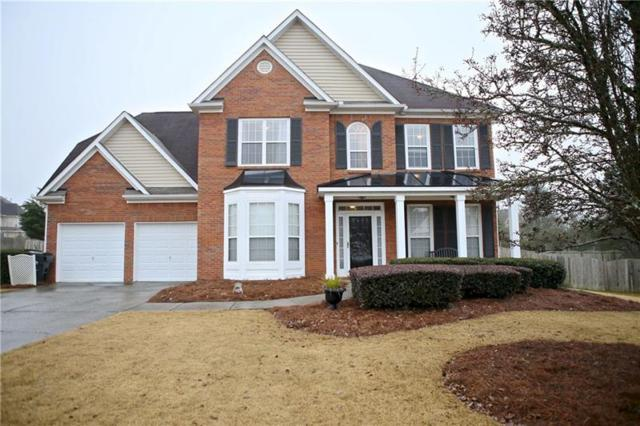 815 Andora Way, Marietta, GA 30064 (MLS #5950789) :: North Atlanta Home Team