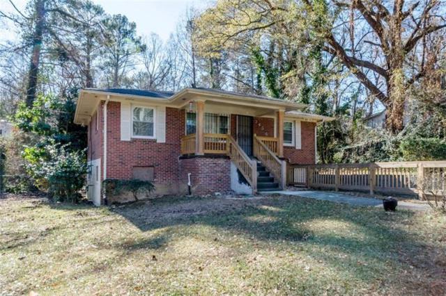 3456 Thompson Drive NW, Atlanta, GA 30331 (MLS #5951061) :: North Atlanta Home Team
