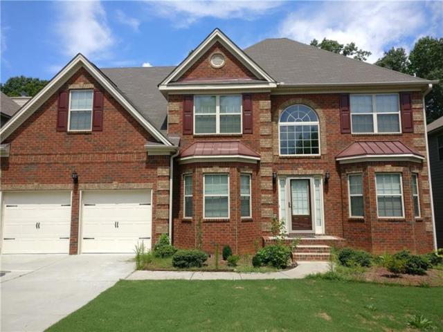 7841 The Lakes Drive, Fairburn, GA 30213 (MLS #5951087) :: North Atlanta Home Team