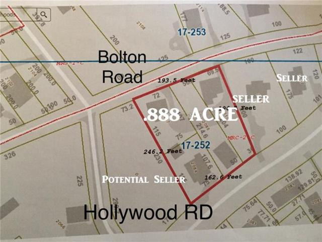 2107 Bolton Road NW, Atlanta, GA 30318 (MLS #5951107) :: North Atlanta Home Team