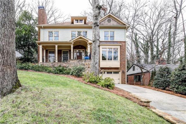 1848 Windemere Drive NE, Atlanta, GA 30324 (MLS #5951114) :: RE/MAX Prestige