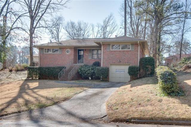 2486 N Bryan Circle, East Point, GA 30344 (MLS #5951198) :: North Atlanta Home Team
