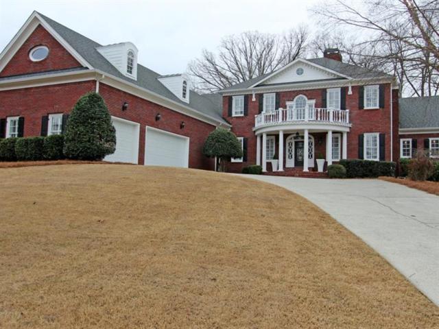 1030 Fieldstone Trail, Milton, GA 30004 (MLS #5951223) :: North Atlanta Home Team