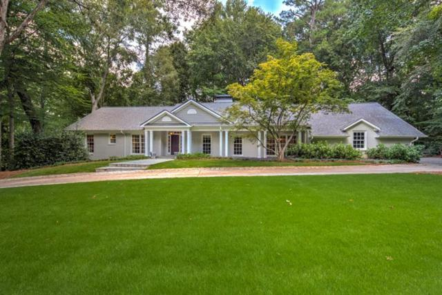 3699 Castlegate Drive NW, Atlanta, GA 30327 (MLS #5951243) :: North Atlanta Home Team