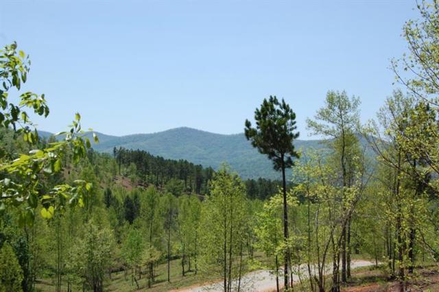 0 The Hills Lane, Blairsville, GA 30512 (MLS #5951288) :: RE/MAX Paramount Properties