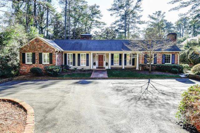 3385 Habersham Road NW, Atlanta, GA 30305 (MLS #5951349) :: RE/MAX Prestige