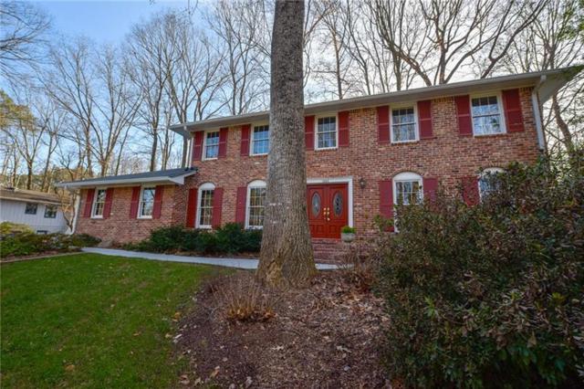 1265 Witham Drive, Dunwoody, GA 30338 (MLS #5951364) :: North Atlanta Home Team