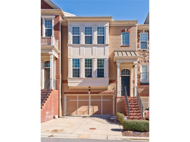 4905 Greylock Walk SE #21, Atlanta, GA 30339 (MLS #5951638) :: North Atlanta Home Team