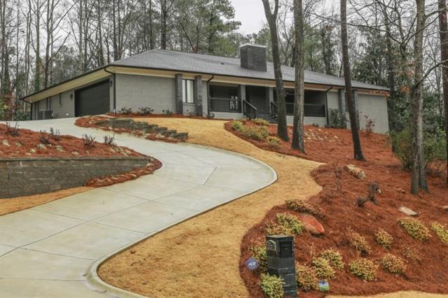 85 Mountain Creek Trace, Atlanta, GA 30328 (MLS #5951697) :: North Atlanta Home Team